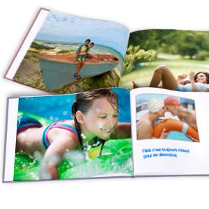 livres photos personnalisables à 100%